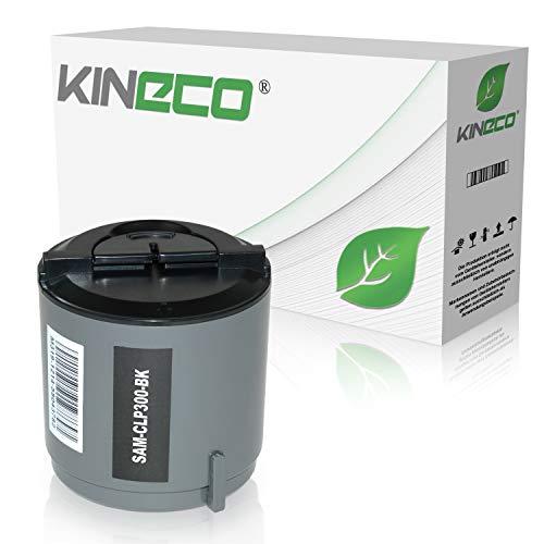 Kineco Toner kompatibel zu Sam CLP-300, CLP300N, CLX-2160N, CLX-3160FN, CLX-2100 Series - CLP-K300A/ELS - Schwarz 2.000 Seiten