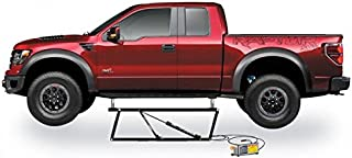 Ranger BL-7000SLX QuickJack Portable Car Lifting System - 7,000 Pound Capacity (110VAC)