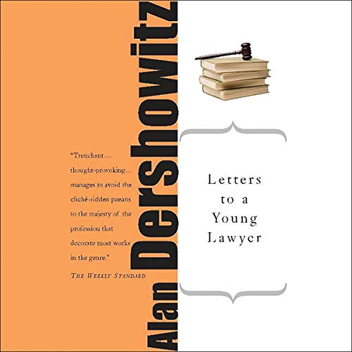 Letters to a Young Lawyer cover art