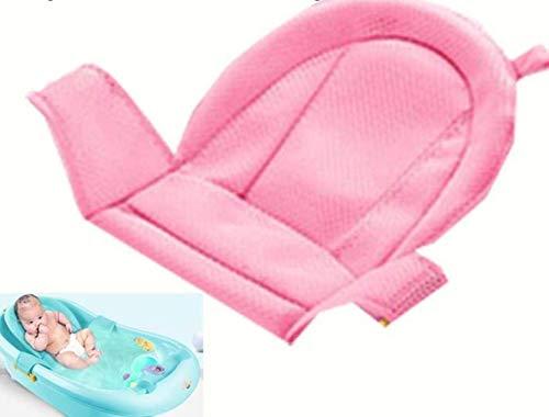 N-B Bañera para bebés Bañera Plegable de Gran tamaño para niños Bañera para el hogar Bañera Antideslizante Bañera