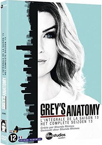 41OCGGdk9qS. SL500  - 14 épisodes pour revisiter Grey's Anatomy avant la saison 14