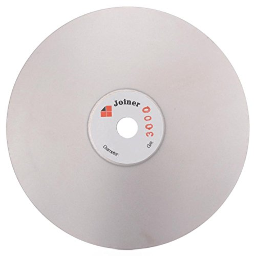6' inch 150 mm Grit 3000 Diamond Grinding Disc Abrasive Wheel Coated Flat...