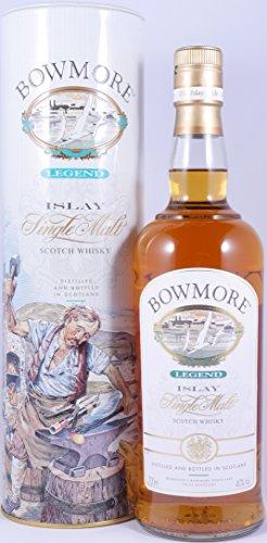 Bowmore Legend of the Blacksmith and the Fairies Limited Edition Islay Single Malt Scotch Whisky 40,0% Vol. - seltene alte Abfüllung aus dem Jahr 2004 der limited Legend-Serie von Bowmore