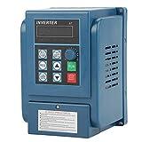Variador de Frecuencia, Vfd AC 380V 4Kw, Convertidor de Frecuencia Monofasico a Trifasico, Control PWM, Gran Par, Protección Baja Tensión, Sobretensión, Sobrecorriente