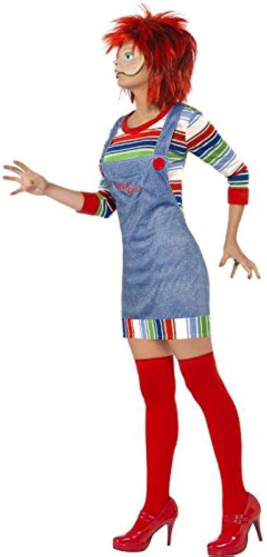 Chucky-Woherren Costume-Größe s B00UTIPF9E Primäre Qualität  | Online Shop Europe