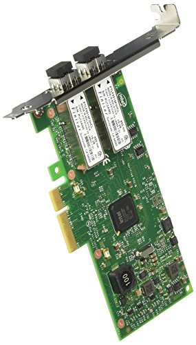 Intel I350F2 Ethernet I350F2 Server Adapter Lc Fiber PCI-E Retail