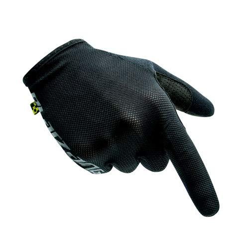 platzangst Scale Glove Farbe schwarz, Größe M