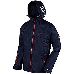 Regatta Mackson chaqueta impermeable Hombre