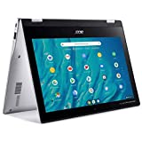 """Acer Spin 311 11.6"""" HD IPS LCD Convertible Chrom"""