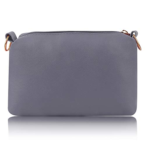 BAGSVILLA Stylish and Fashionable Handbag/Shoulder Bag/Purse For Women/Girls/Ladies (Blue/Pink)