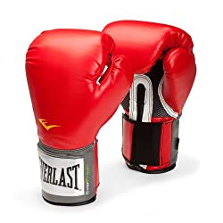 Everlast Pro Style Training Boxing Gloves - Best Boxing Gloves for Beginners - Reviews, Prices and Buyer's Guide