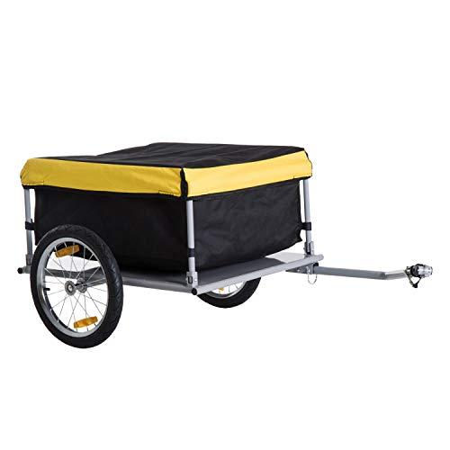 HOMCOM mobility scooter trailer