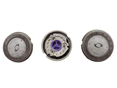 3X Replacement Shaver Head Shaver Blade for Philips Norelco 700RL, 705RL, 710RL, 715RL, 720RL, 725RL, 750RL, 800RX, 805RX