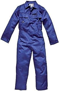 Border - Coverall Full Cotton Petrol Blue (Large)