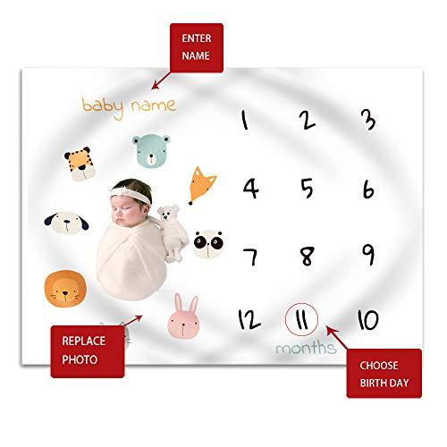 ACC Draagbare Babydeken, kinderlichtgewicht, sneldrogend badhanddoek flanel werpdeken, kinderdeken, 150x200cm