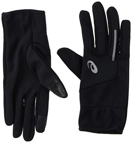 ASICS Hyperflash Handschuhe, Unisex, Erwachsene, Performance Black, S