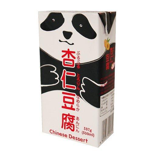 【季節限定販売】カルディオリジナル パンダ杏仁豆腐 537g ×3個セット