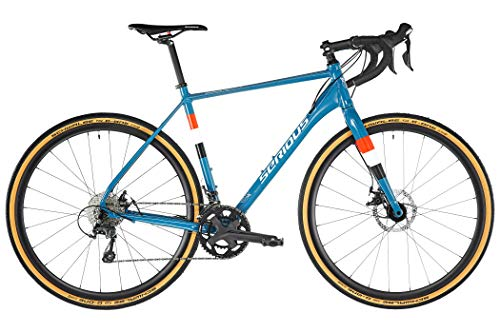 SERIOUS Grafix Petrol/red Earth Rahmenhöhe XXL | 60cm 2020 Cyclocrosser