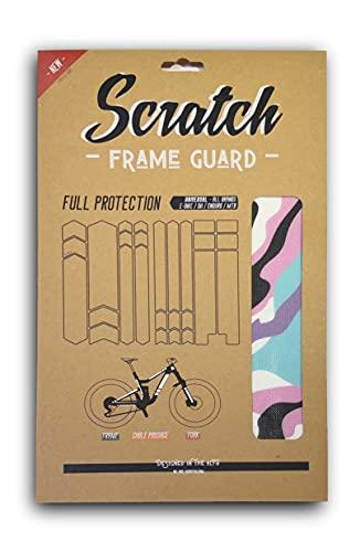 G-Power Scratch - Protección completa para cuadro de bicicl