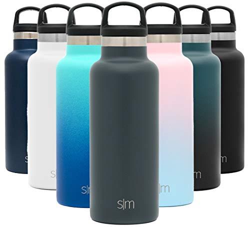 Simple Modern 500mL Ascent Borraccia Termica - Alluminio Bottiglia Acciaio Inox Flask Acqua Hydro Termos da Viaggio per Portatile Inossidabile Borracce Termiche
