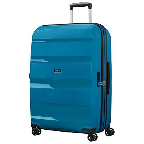 American Tourister Bon Air DLX 4-Rollen-Trolley L 75/28 cm erw. seaport blue