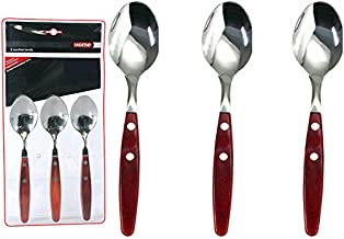 Home Pieces Blister Spoons Stainless