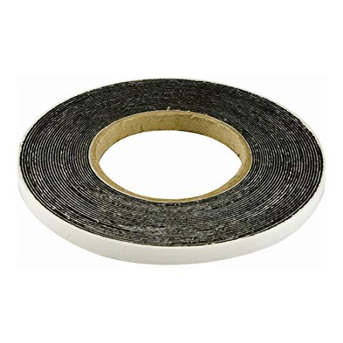 10m Komprimierband Acryl 300 15/3, Bandbreite 15mm, expandiert von 3 auf 15mm, anthrazit, Fugendichtband Kompriband Fugenabdichtung Dichtungsband Fensterdichtband Quellband Fugendichtband
