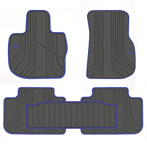Best navy automotive floor mats