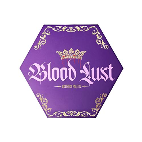 Best jeffree star blood lust