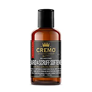 Cremo Reserve Blend Beard Scruff Softener Softens and Conditions Coarse Facial Hair Of All Lengths In Just 30 Seconds 6… 10