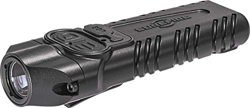 SureFire Stiletto Pro Multi-salida recargable bolsillo LED linterna negro