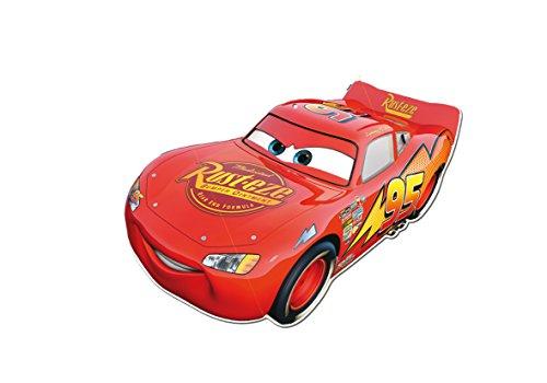 ALMACENESADAN 0865, Supersilueta de cartón Disney Cars, Multicolor, para Fiestas y cumpleaños, 95 cms