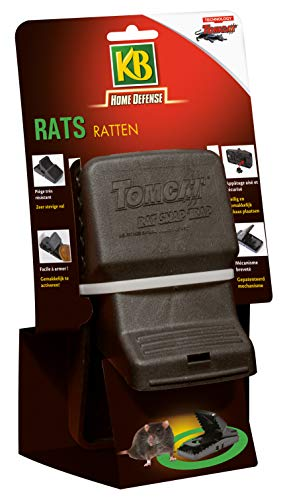 KB Piège pour Rats Réutilisable x1