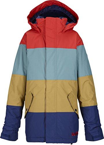 Burton Jungen Snowboardjacke Symbol, fang/goblin/cork, S, 10132101626