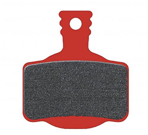Magura Advance MT2, MT4, MT6, MT8 - Pastillas de Freno, Color Rojo