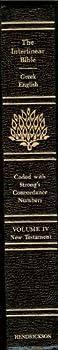 Hardcover The Interlinear Greek-English New Testament (Volume IV) (Volume IV) Book