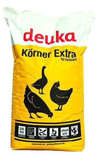 deuka Körnerfutter Extra 25 kg Hühnerfutter Geflügelfutter Wachtelfutter