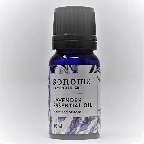 Sonoma Lavender Lavender Essential Oil 10 ml.