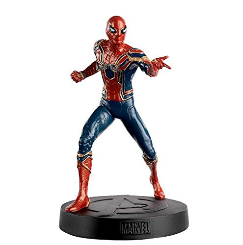 Marvel Movie Figura DE Resina Collection Nº 88 Iron Spider (Infinity