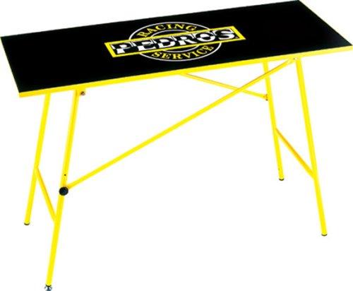 Pedro's klaptafel zwart/geel