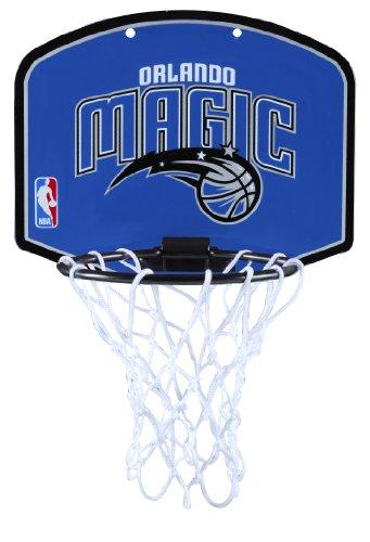 Huffy Spalding NBA Mini Hoop Set, 40ORL, Orlando Magic