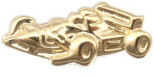 Ohrstecker per Stück echt 14 Karat Gold 585 Rennwagen (Art 602028/811122)