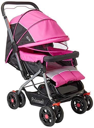 carreola prinsel rosa 3 ruedas fabricante Prinsel