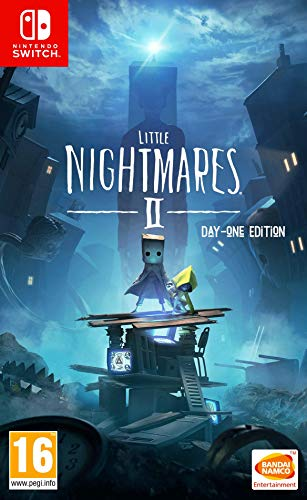 Little Nightmares II: D1 Edition (Nintendo Switch)