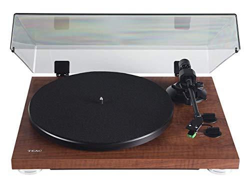 Teac TN-300-WA Walnuss Plattenspieler USB