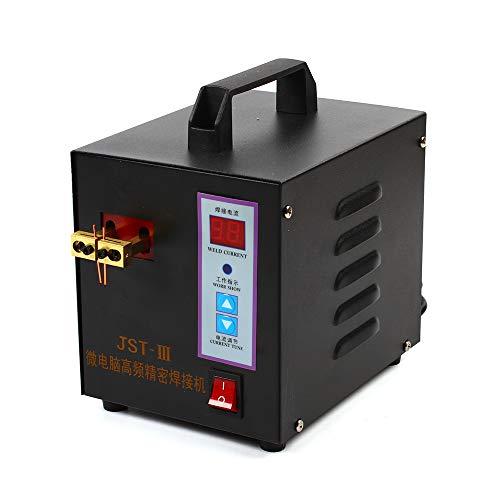 JST-III Battery Spot Welder Portable Hand-held Soldering Welding Machine Battery Charger Power Bank 110V