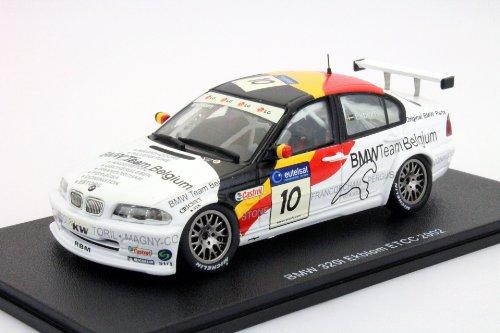BMW 320 I Rkblom Etcc 2002 1:43 Model