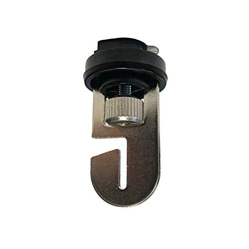 Mechanischer Universalhaken für 3~ Stromschiene schwarz | 99-067-2