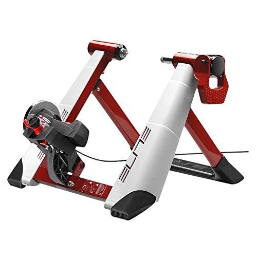 FUJGYLGL 24-29 Pulgadas de Ruedas Punto de sujeción Interior estación de Entrenamiento de Ciclismo Bicicleta de Ejercicios de Control de la Bicicleta Trainer Soporte de la línea de Fitness