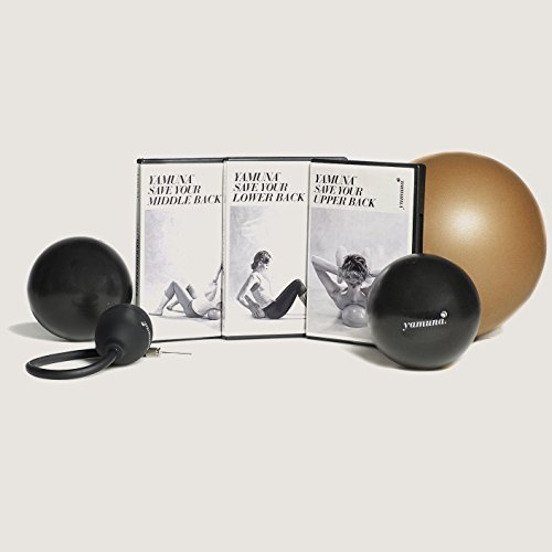 Yamuna Body Rolling Save Your Back From Pain Kit